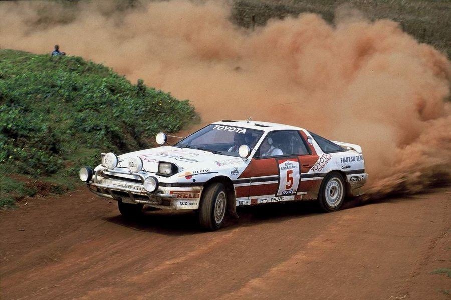 Toyota Motorsport history WRC