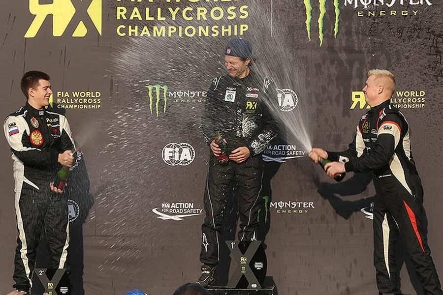 Volland Racing, Krisztian Szabo, 2016 ERX S1600 champion