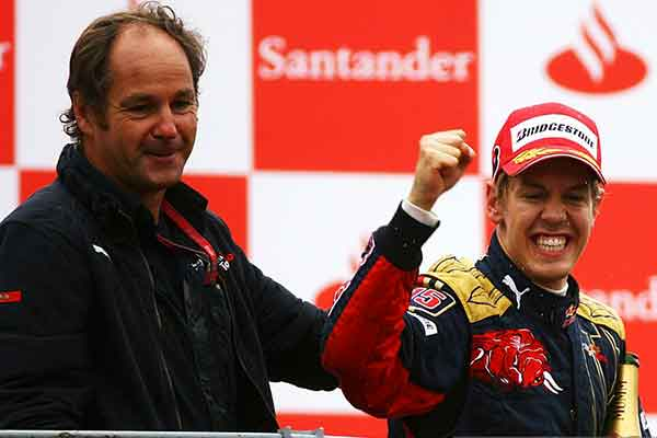 Toro Rosso Vettel 2016 formula