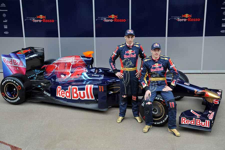 Scuderia Toro Rosso formula 2016