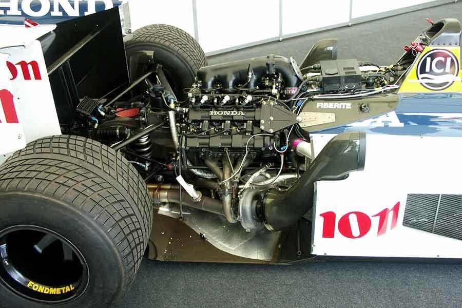 Williams Honda Nigel Mansell cars fw11 1986 turbo McLaren formula
