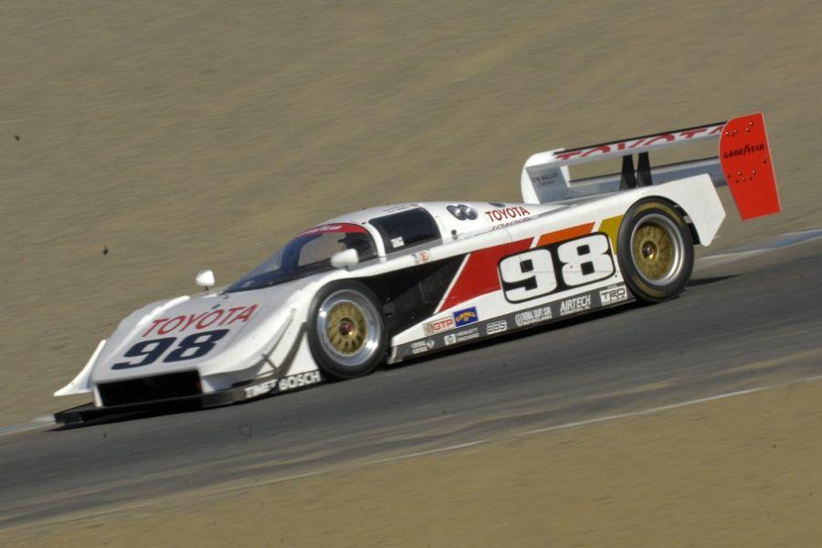 1993 Daytona 24h winnin Eagle MkIII- Toyota prototype