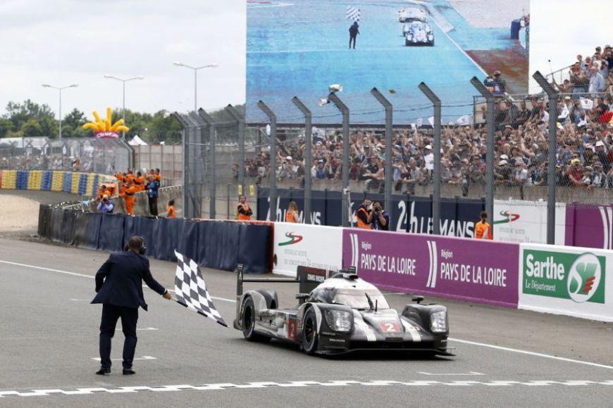 2016 Le Mans winner