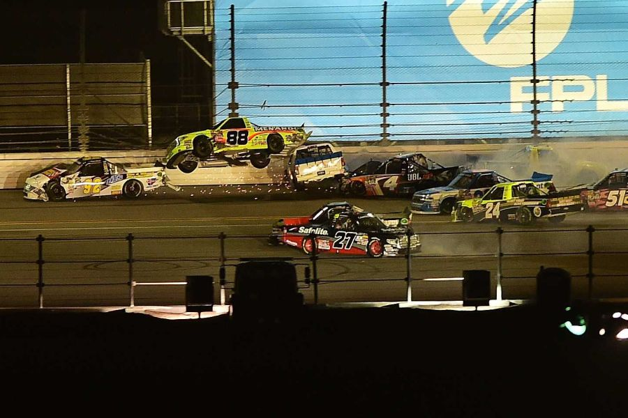NASCAR Truck Series, Daytona