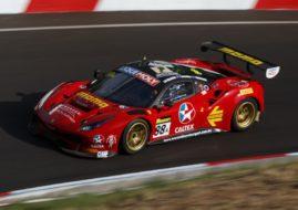 2017 Bathurst 12 Hour winner, Maranello Motorsport, Ferrari