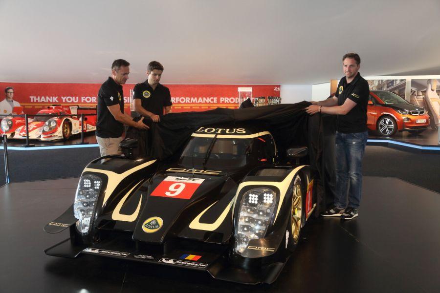 2014 Le Mans, Lotus CLM P1/01