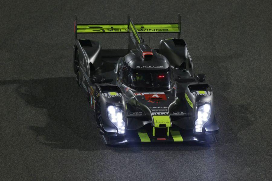 CLM P1/01 in the 2016 FIA WEC season