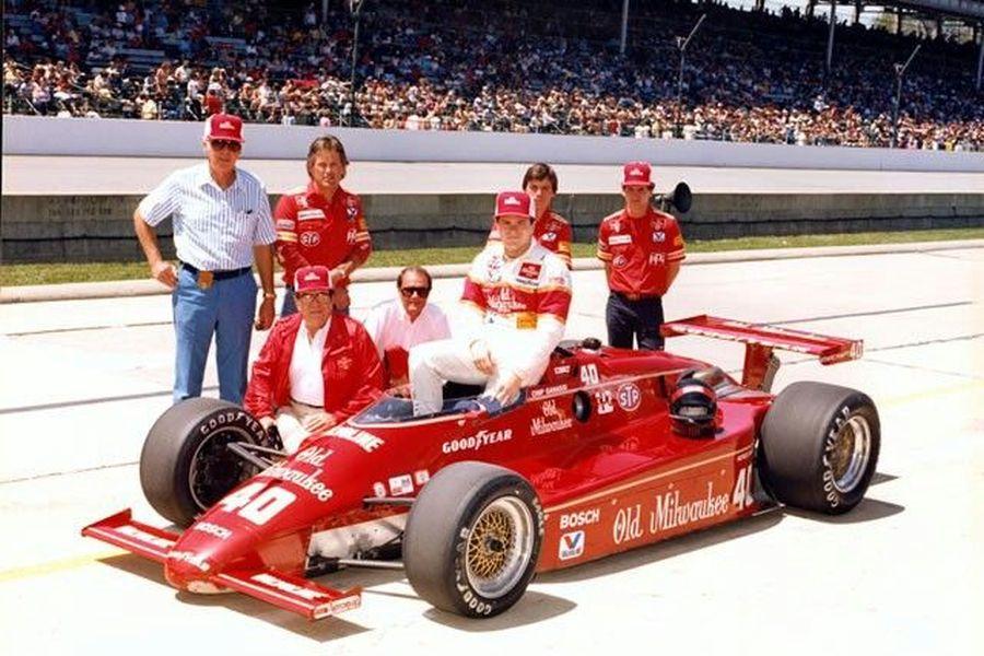 Chip Ganassi 1984