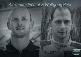 Electric GT Championship, Alexandre Premat, Wolfgang Reip