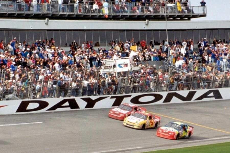 1-2-3 victory for Hendrick Motorsports at 1997 Daytona 500
