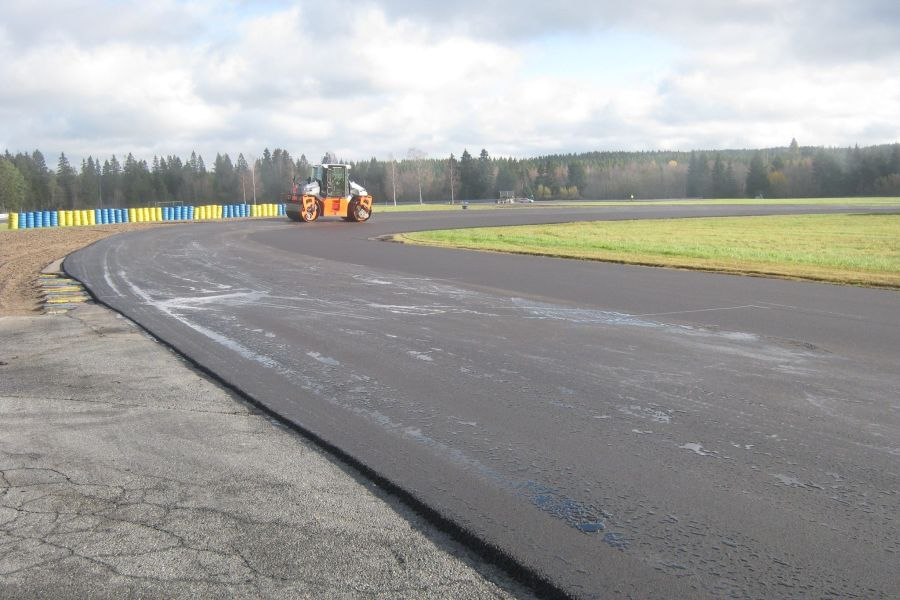 Karlskoga Motorstadion, upgrades, 2016