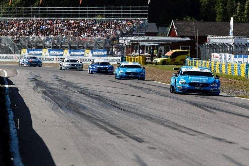 Karlskoga Motorstadion, Scandinavian Touring Car Championship