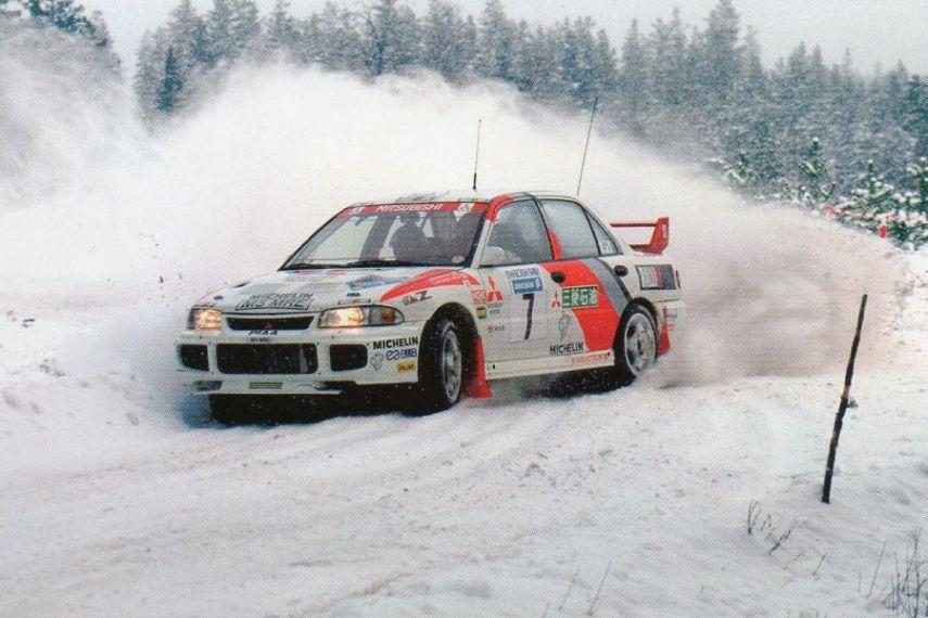1996, Makinen, Swedish Rally