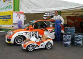 MIchael Kowalski, Kowalski Racing, Ford Fiesta, 2014 ADAC Procar, Ravenol