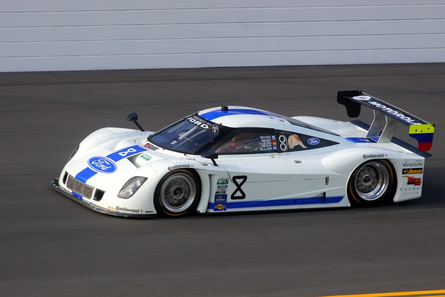 Starworks Motorsport's #8 Riley-Ford - fastest car at 2012 Daytona 24h