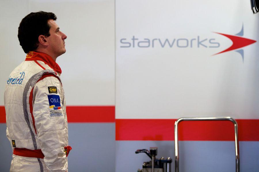 Enzo Potolicchio, FIA WEC title with Starworks