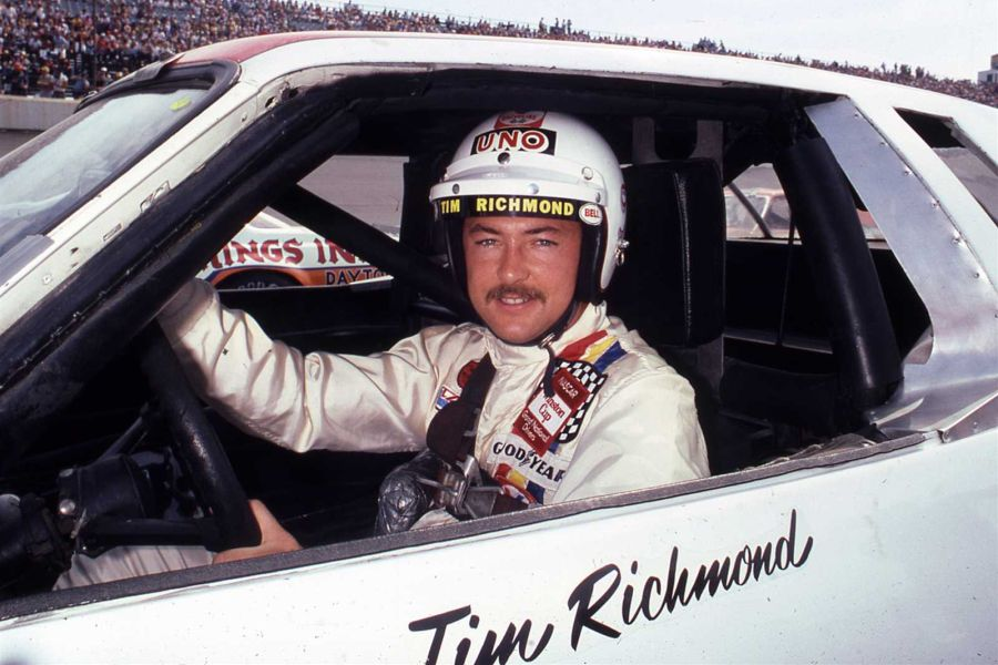 Tim Richmond in 1980