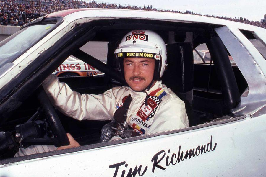 Tim Richmond in 1980