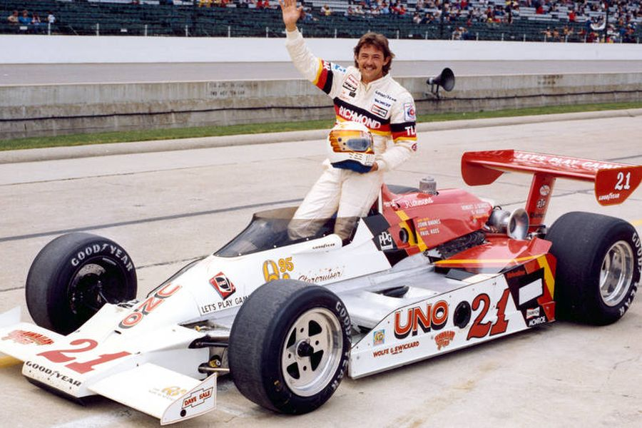 Tim Richmond - 1980 Indianapolis 500 Rookie of the Year
