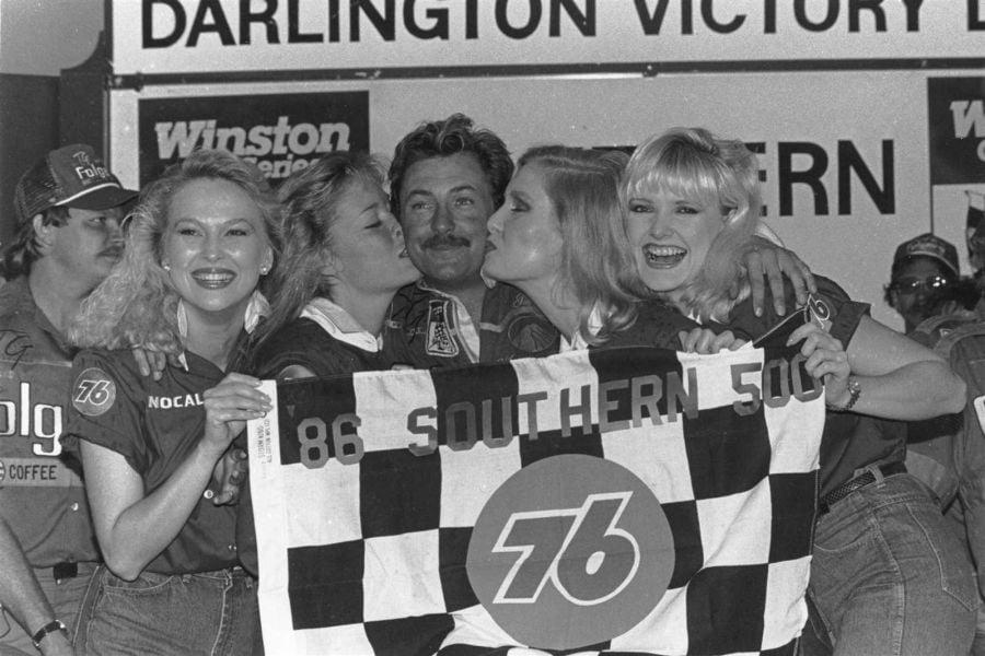 Tim Richmond 1986 Southern 500