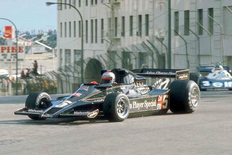 Lotus 78 Mario Andretti 1977