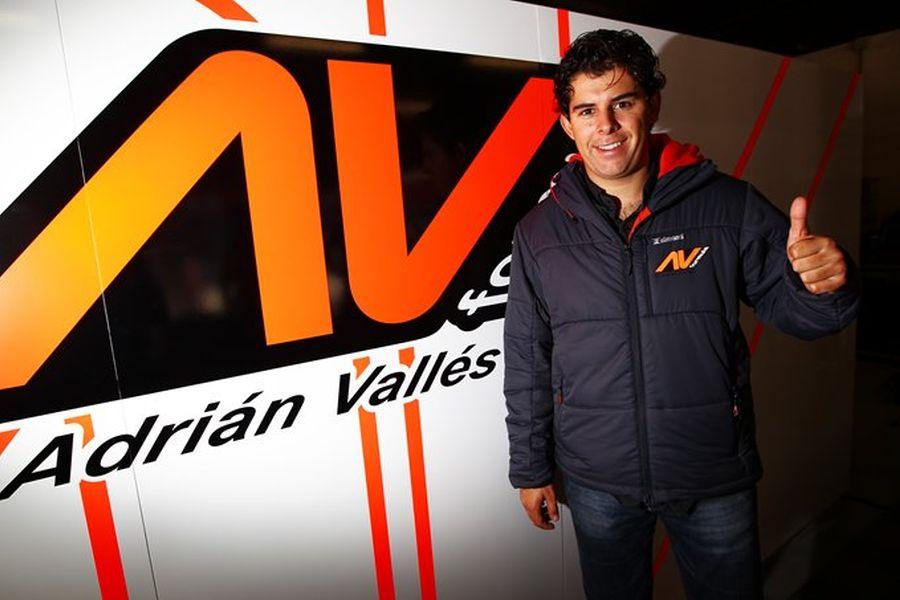 Adrian Valles, AV Formula 2012