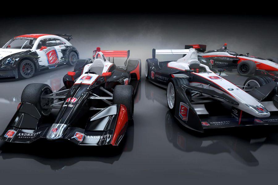 Andretti Autosport header image