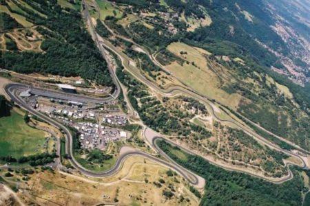 Circuit de Charade, Clermont Ferrand