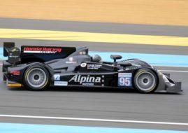 Level 5 Motorsport's HPD ARX-03b