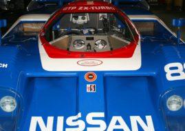 Nissan GTP ZX-Turbo, IMSA GTP car