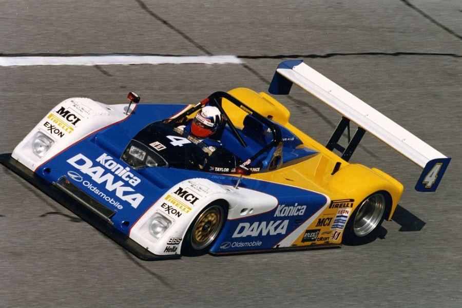 #4, Daytona, Sebring, 1996