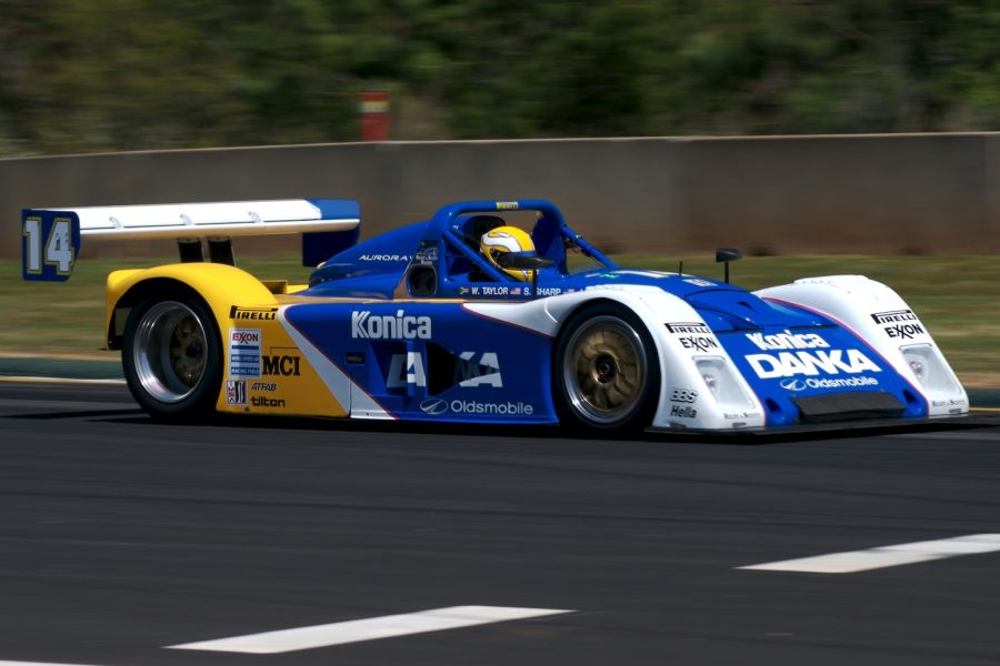 Riley & Scott Mk III, Doyle Racing, 1996