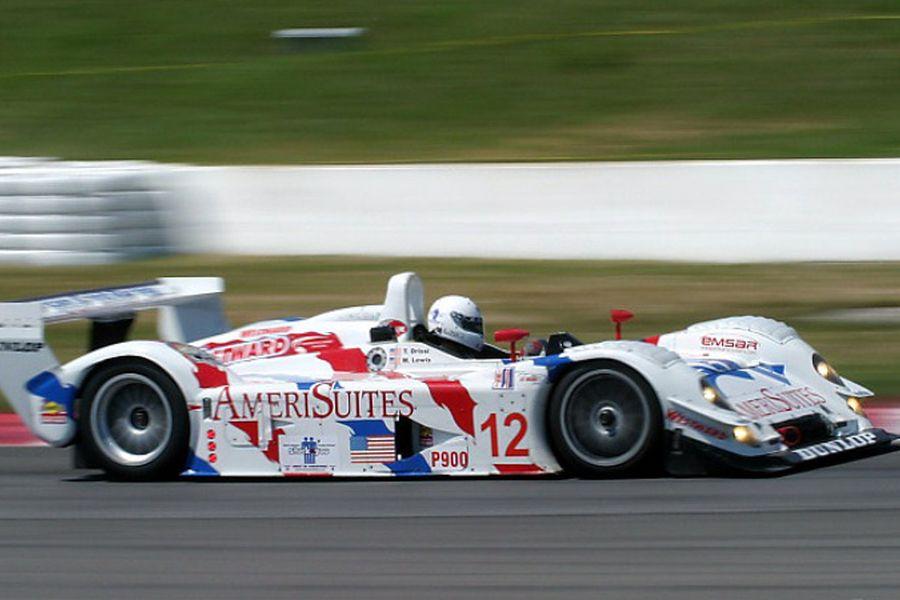Mark III C racing