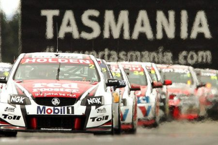 Tasmania SuperSprint, V8 Supercars