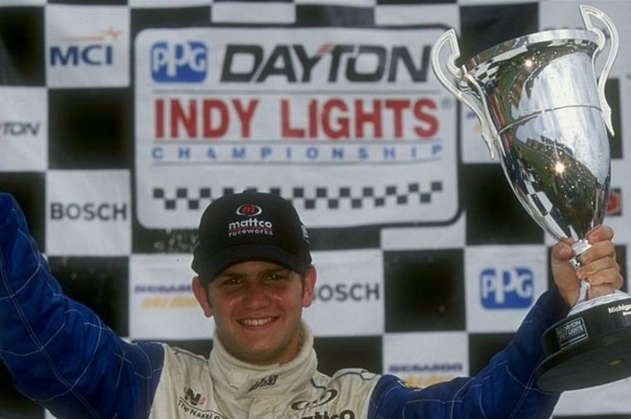 Tony Renna, 1998 Indy Lights