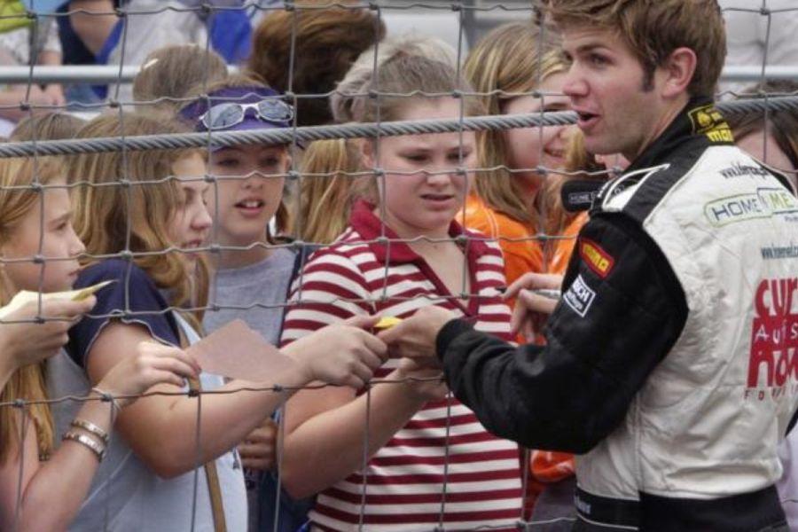 Tony Renna and fans