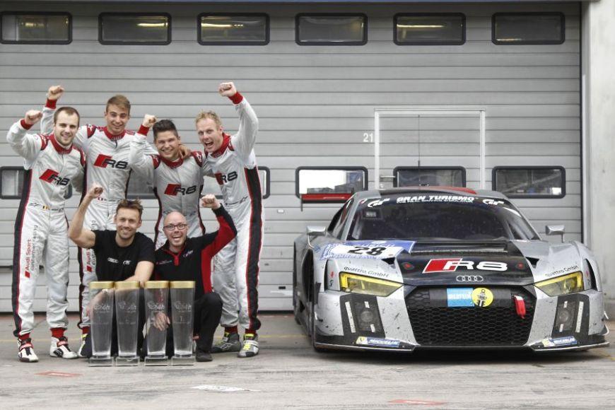 2015 Nürburgring 24 hours winners