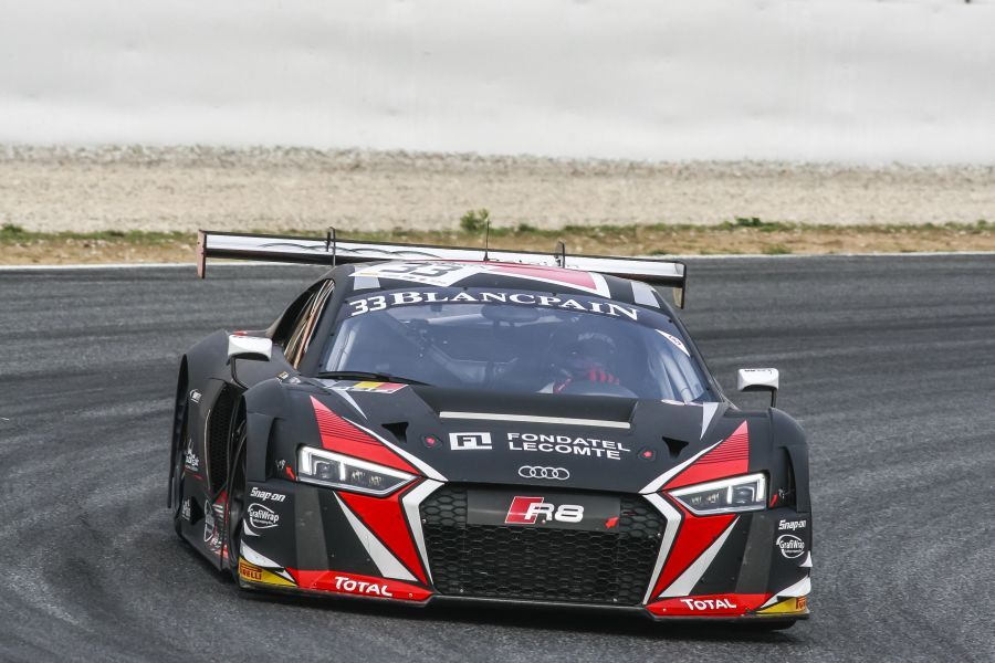 WRT's driver Enzo Ide is the 2016 Blancpain Sprint Cup champion