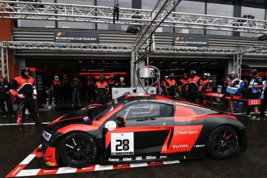 W Racing Team, Audi R8 LMS