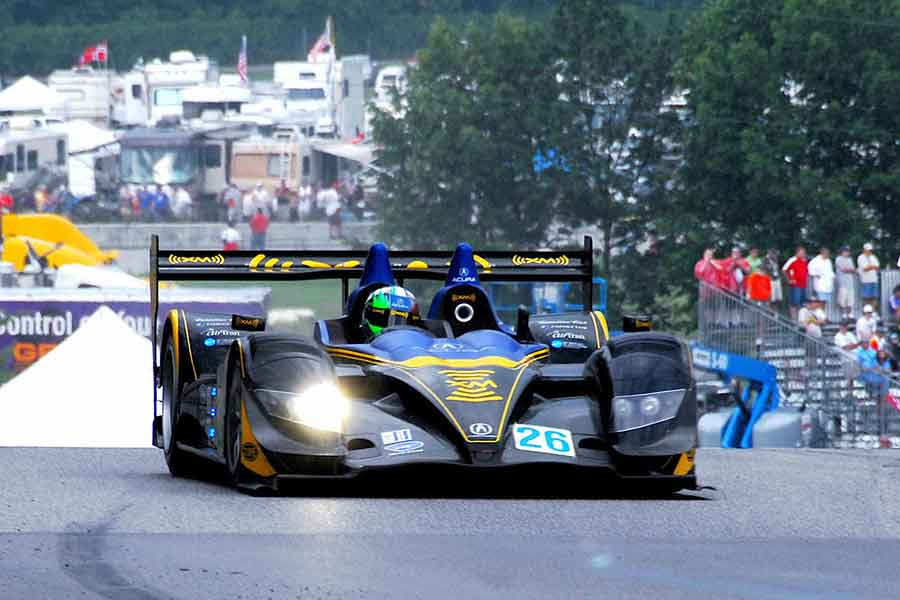Andretti Acura ALMS