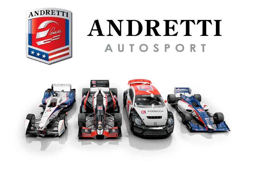 Andretti Autosport cars