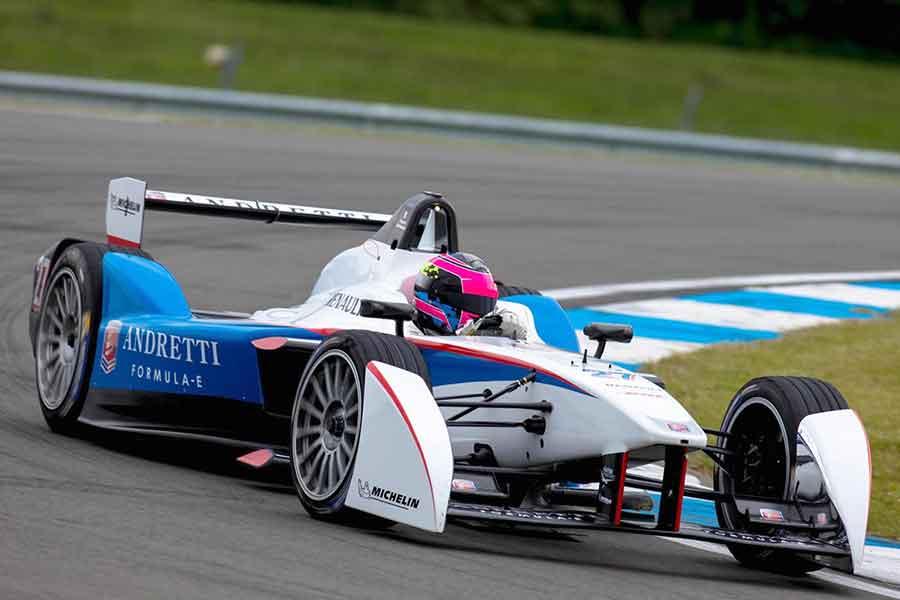 Andretti Formula 2017 racing contact news privacy