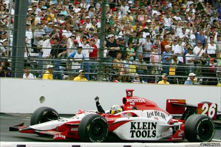 Dan Wheldon Indianapolis 500