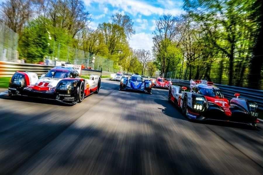 2017 FIA WEC, Prologue Monza