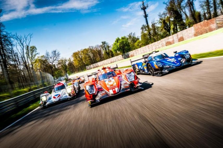 2017 FIA WEC, Six teams with ten Oreca 07 cars will fight for the LMP2 title