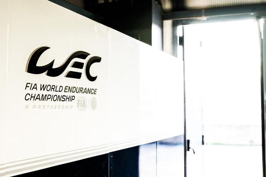 FIA World Endurance Championship (FIA WEC) logo