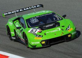 GRT Grasser Lamborghini Huracan GT3, Monza