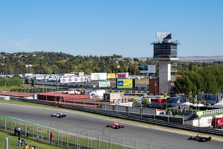Circuito Ups : Circuito del jarama u2013 half a century of ups and downs