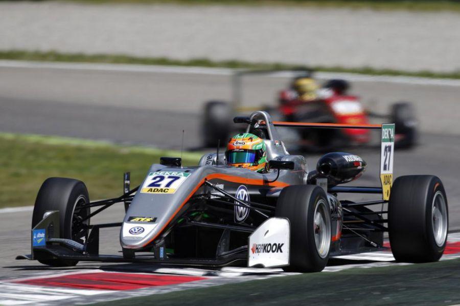 Jehan Daruvala, Formula 3, Monza