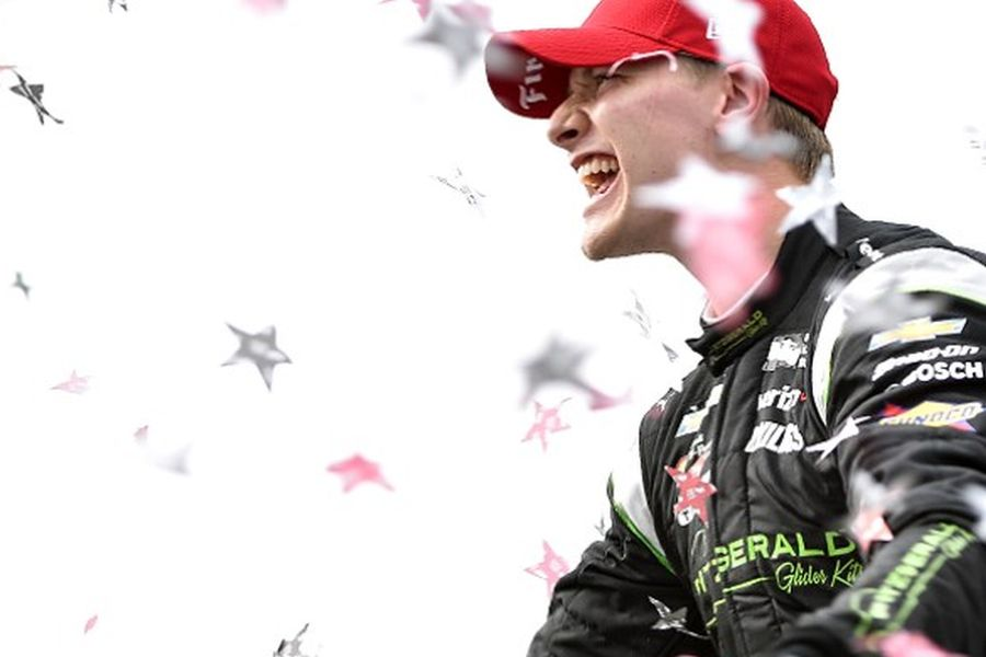 Josef Newgarden, Grand Prix of Alabama